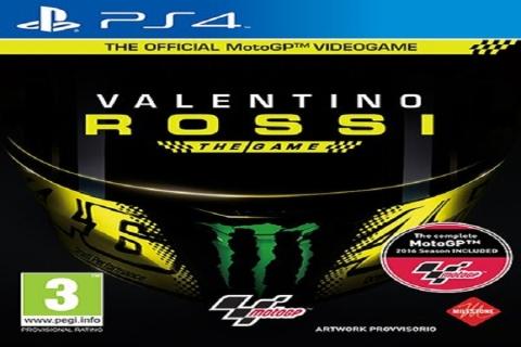 """È arrivato """"Valentino Rossi – The Game""""!"""