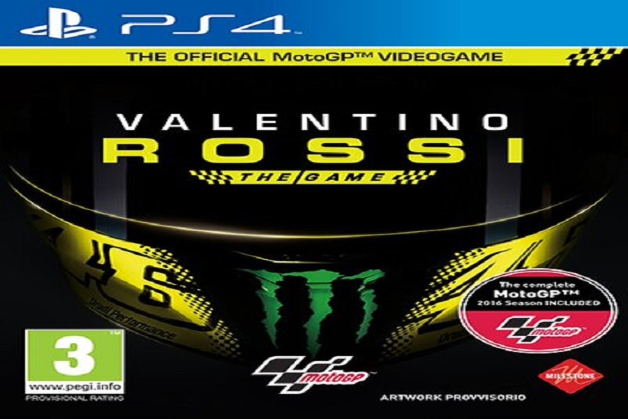 myfacemood - Valentino Rossi The Game