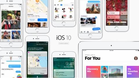 iOS10: uscita prevista per autunno 2016