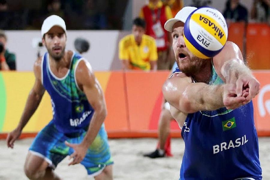 Beach Volley Italia batte Russia con Nicolai e Lupo
