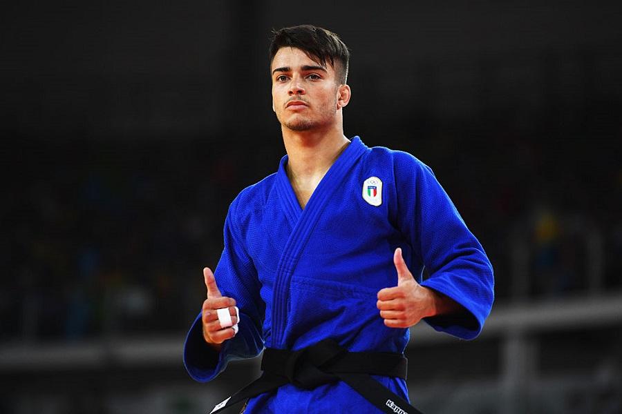 Fabio Basile vince il primo oro per l'Italia