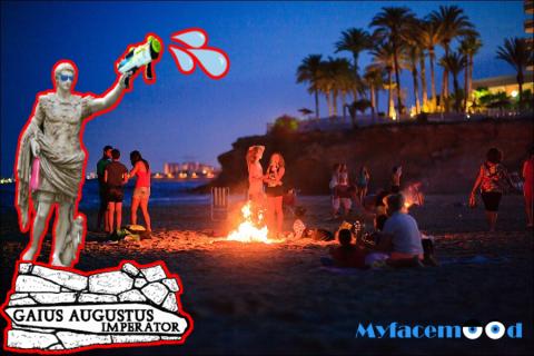 Ferragosto in relax: vietati i gavettoni e il fuoco in riva al mare