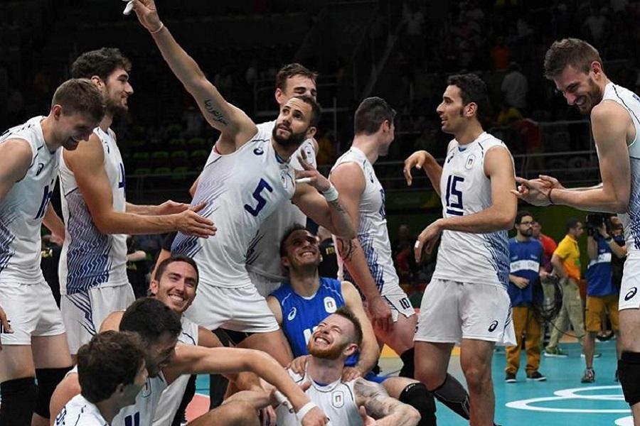 Italvolley batte gli Stati Uniti - Rio 2016