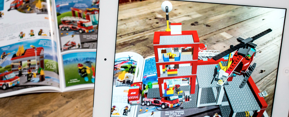 Lego Connect App