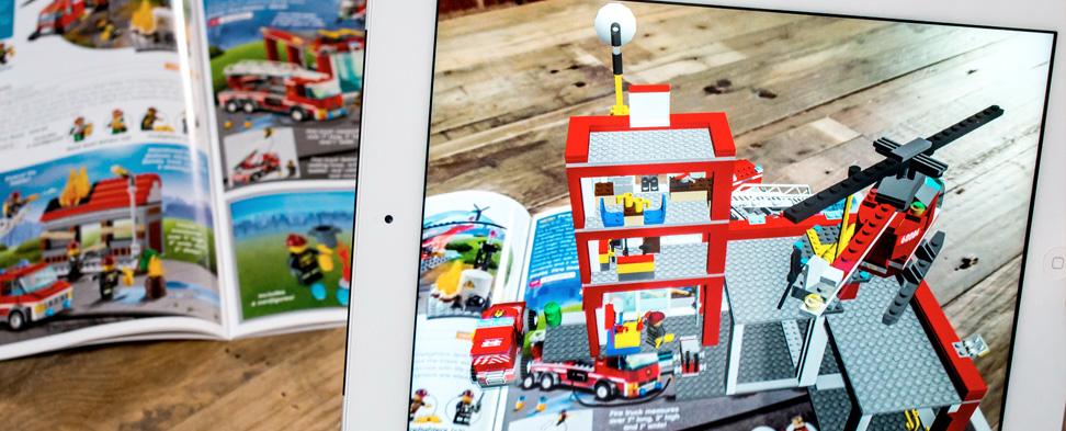 Lego Connect App
