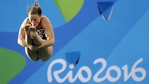 Capolavoro nella nona giornata olimpica: oro, argento e bronzo!