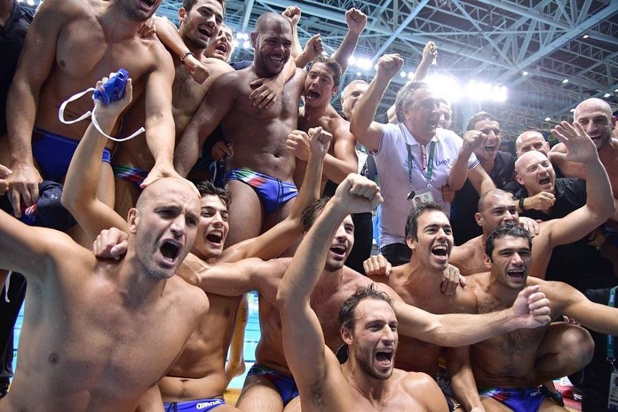 Medaglia di bronzo per l'Italia contro il Montenegro