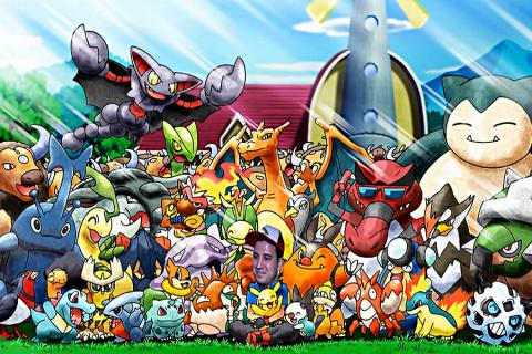 New York: Nick Johnson Trova tutti i Pokemon
