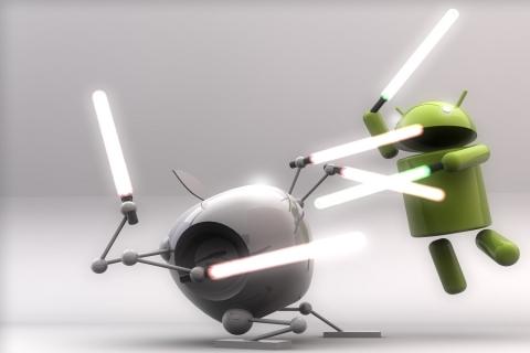 Scegliere un iOS o scegliere un Android?