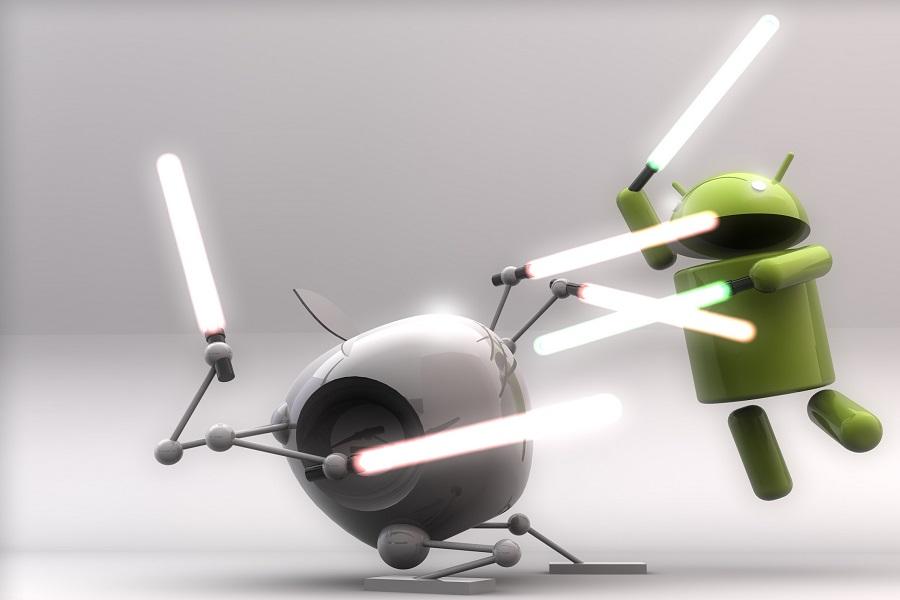 Scegliere un iOS o scegliere un Android