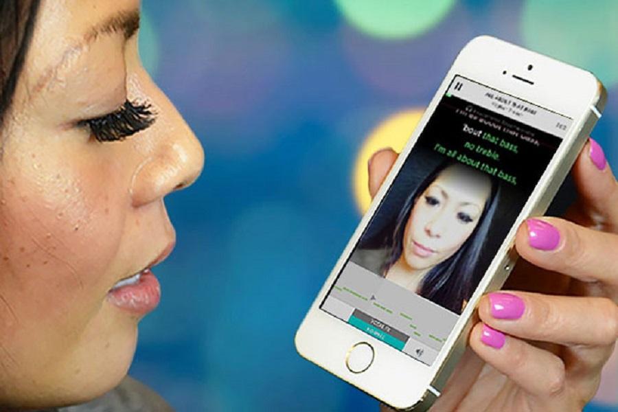 Sing di Smule, l'App per i cantanti