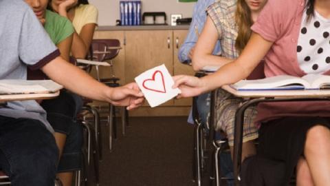 L'amore tra i banchi di scuola