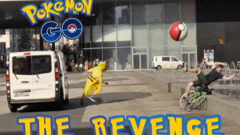 Pokemon Go: Revenge il video