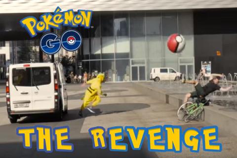 Pokemon Go: Revenge il video