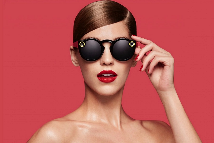 Occhiali Spectacles by Snapchat