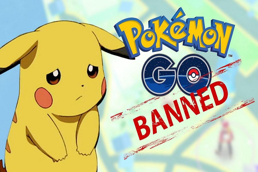 Pokemon Permanent Ban