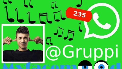 Nuovo Aggiornamento Whatsapp: il Tag sui Gruppi
