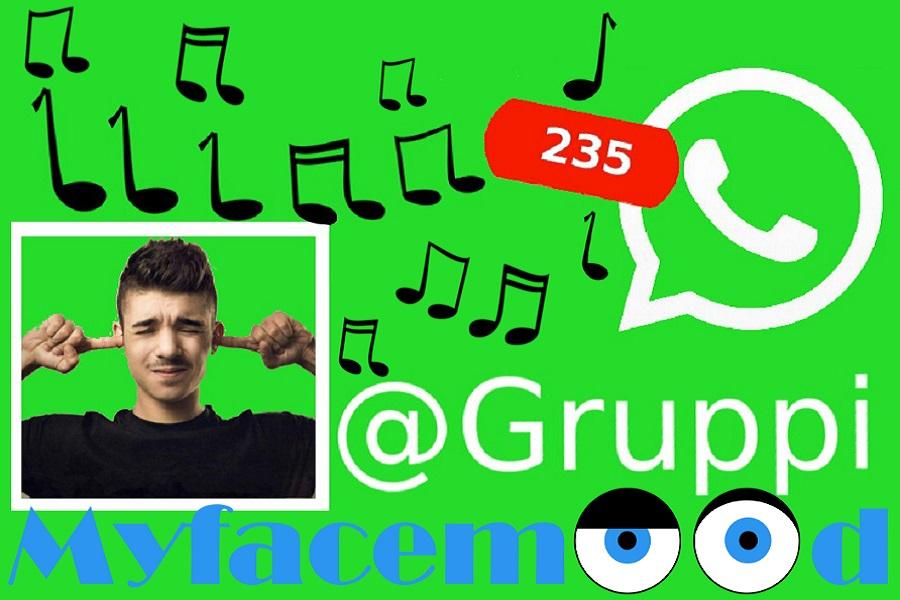 Tagga un amico sui gruppi di Whatsapp