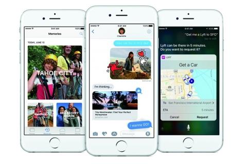 Apple non manderà più aggiornamenti per l' iOS 9.3.5 e per l' iOS 10.0.1