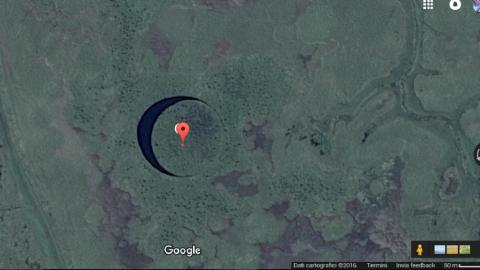 L'Occhio: un'isola Misteriosa scoperta solo di recente!