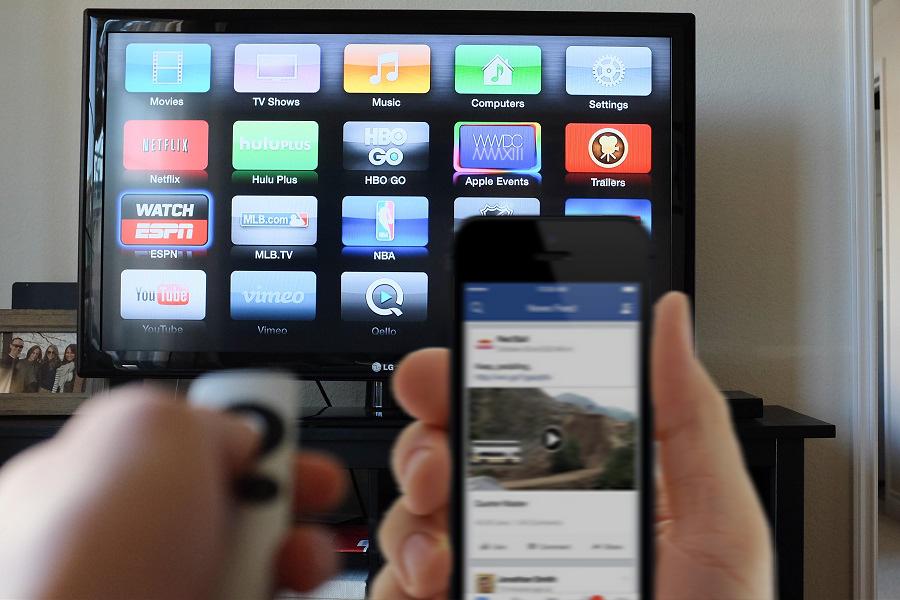 Myfacemood - I Video su Facebook in Streaming con Apple Tv