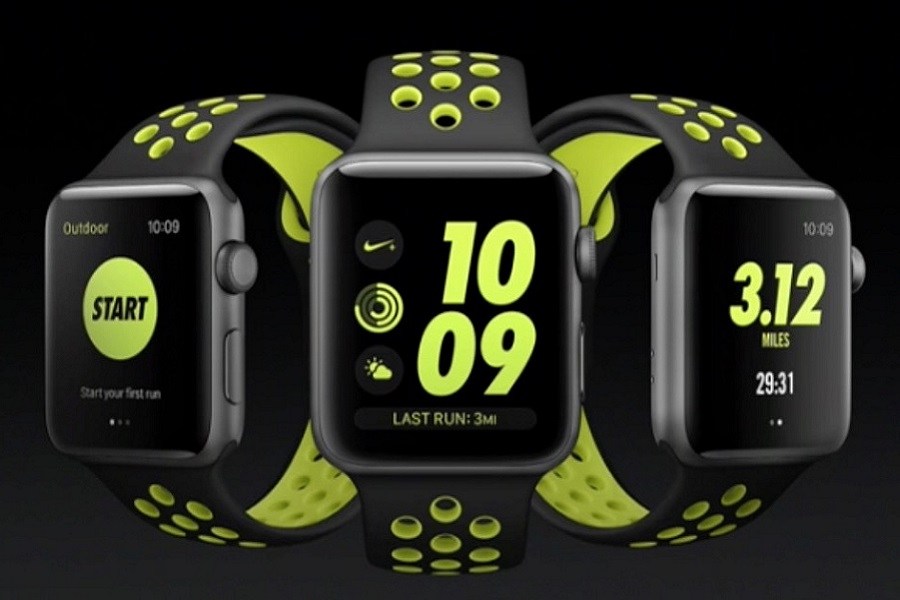 Myfacemood - La Apple lancia sul mercato Watch Nike+