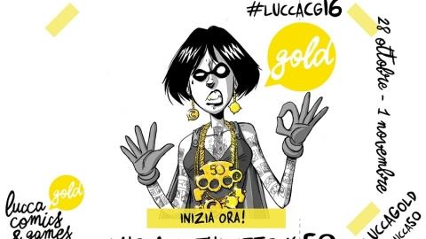 Apre oggi ufficialmente l'appuntamento con Lucca Comics & Games 2016!