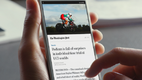Instant Articles arricchiti con l'aggiunta di foto e video a 360°