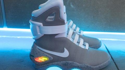 """Nike Mag: il """"Ritorno al futuro"""" è adesso!"""