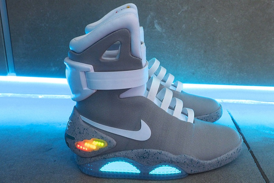 Myfacemood - le Nike Mag