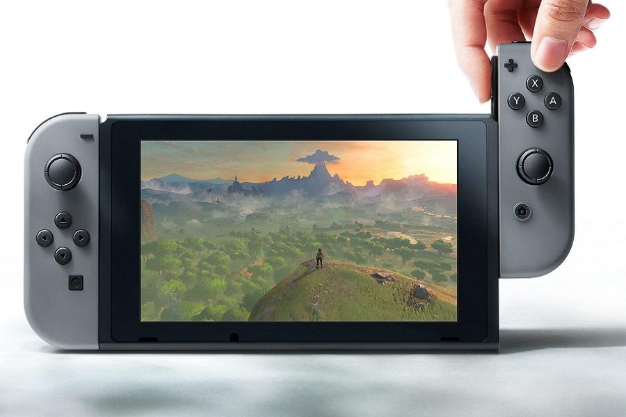 Myfacemood - Nintendo Switch