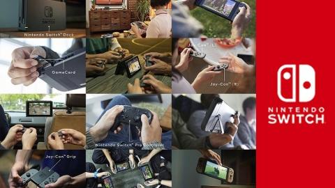 Nintendo: ufficializzato il nome della nuova console, da Nx a Nintendo Switch