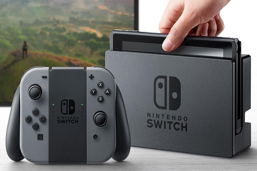 Myfacemood - Nuovo Nintendo Switch