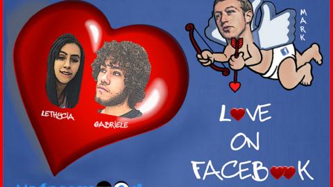 Accade su Facebook. Quando l'amore nasce, i Social ti danno una mano!