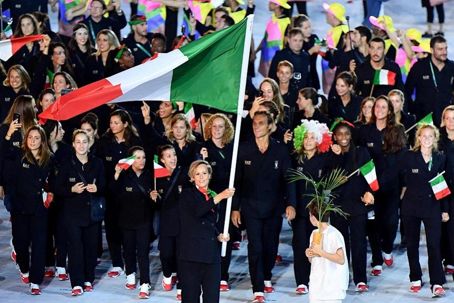 Rio 2016 la lunga notte italiana delle Olimpiadi