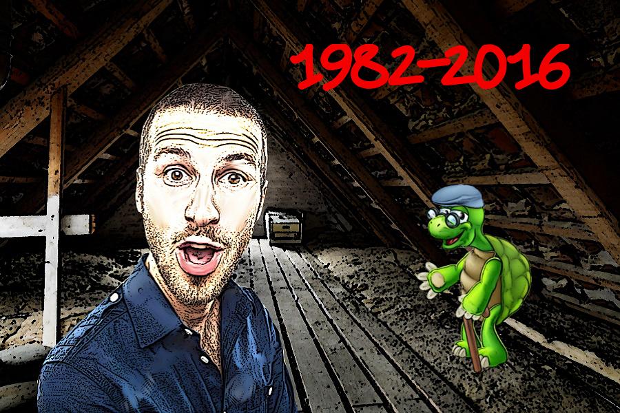 Myfacemood - Ritrovata tartaruga dopo 34 anni