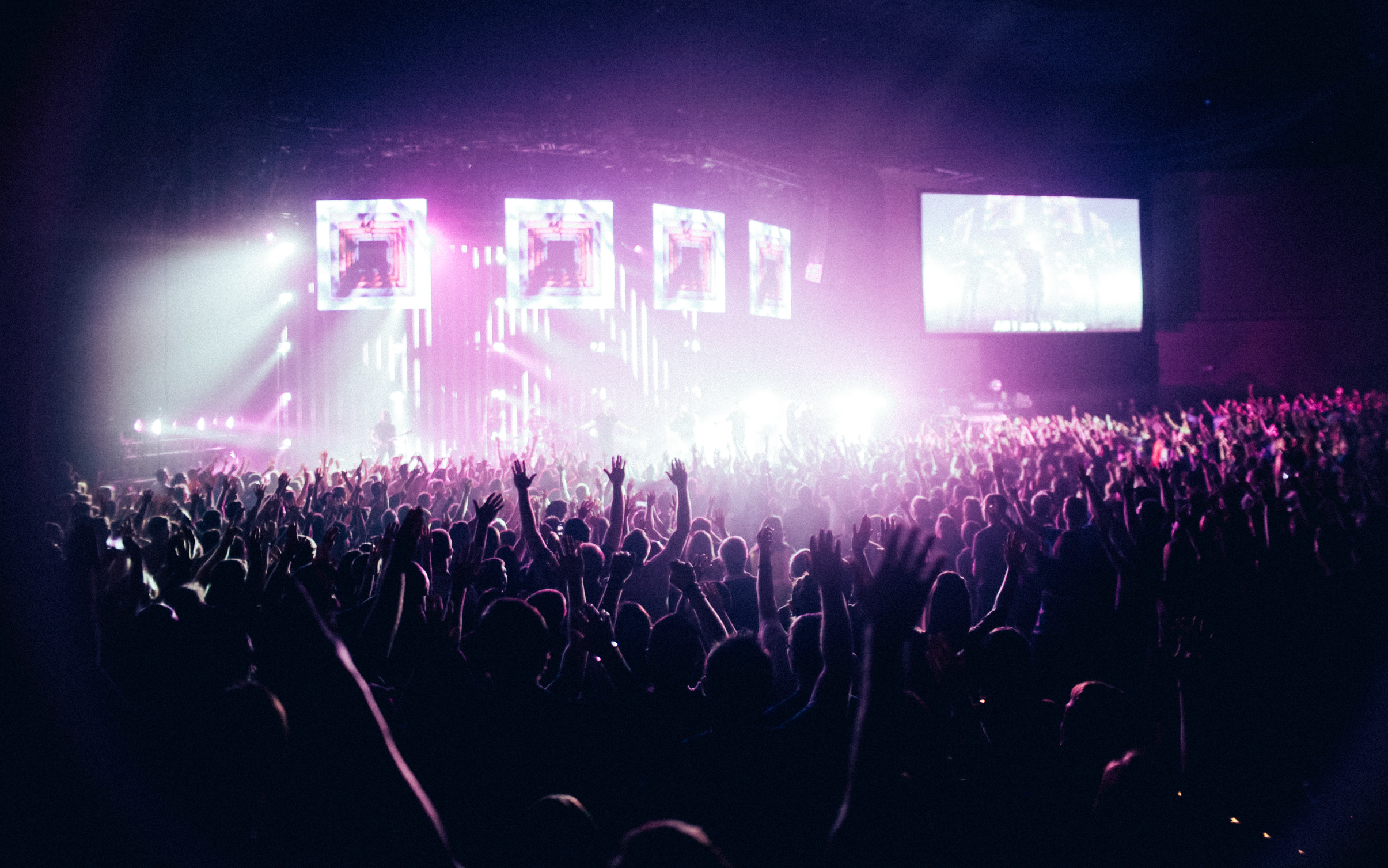 Concorso biglietto concerto
