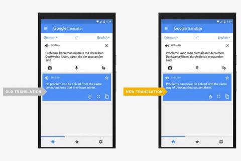 AI di Google crea il proprio linguaggio segreto!