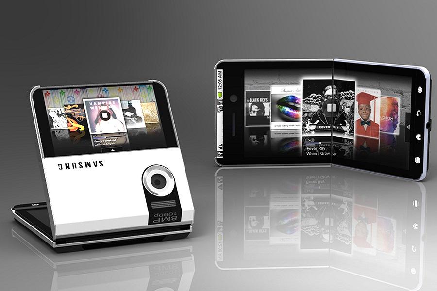 Myfacemood - Galaxy X, il nuovo smartphone flessibile di Samsung in arrivo nel 2017!