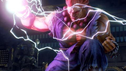 Akuma si unisce a Street Fighter V