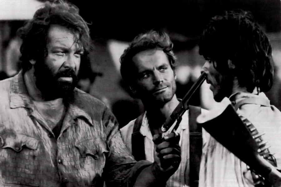 Myfacemood - Bud Spencer & Terence Hill adesso in Video Game