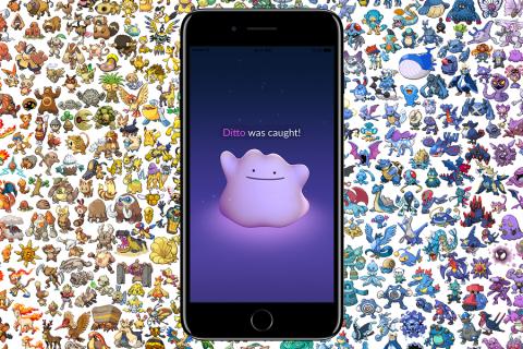 Ditto: il Nuovo mostriciattolo è arrivato su Pokemon Go