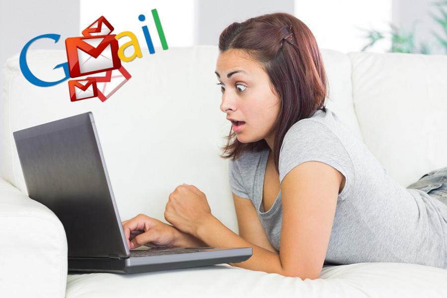 Myfacemood - Gmail aggiunge il pulsante Annulla Invio all'iPhone