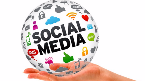 Lezione di Social Media a scuola