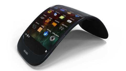 L' iPhone 8 sarà pieghevole?