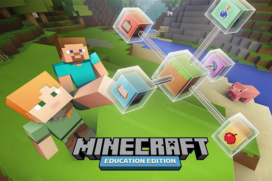 Myfacemood - Minecraft la rivoluzione dell'educazione scolastica
