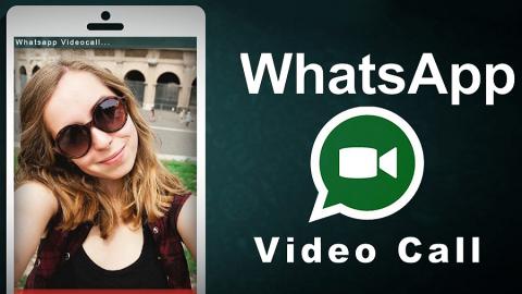 E' ufficiale, adesso si può videochiamare da Whatsapp!