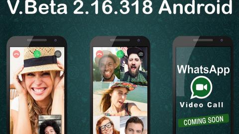 Su WhatsApp beta si testa la videochiamata!