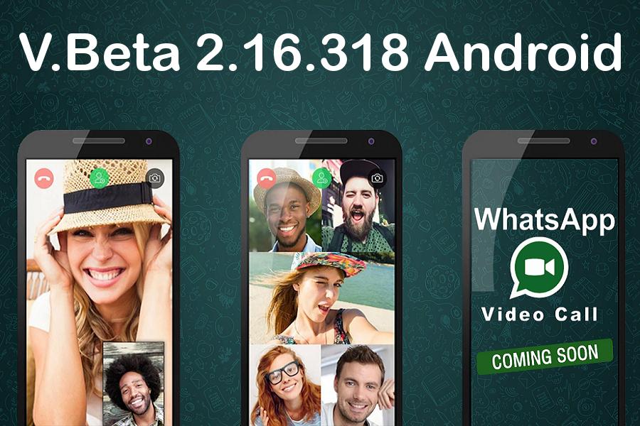 Myfacemood - WhatsApp sta testando la videochiamata!