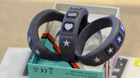 Twinkl: il braccialetto dell'amicizia del 21°secolo
